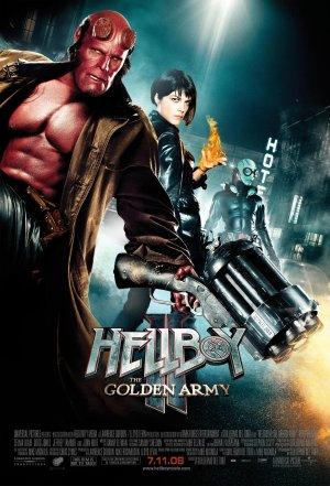 Hellboy II: The Golden Army 1729x2544