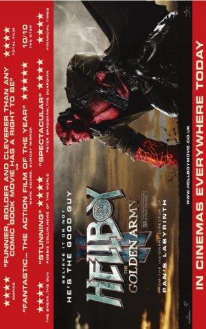 Hellboy II: The Golden Army 605x962