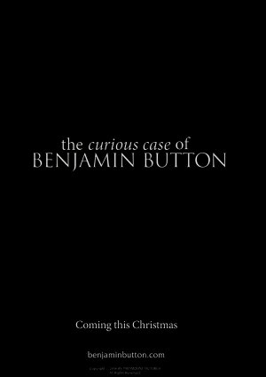 The Curious Case of Benjamin Button 600x850