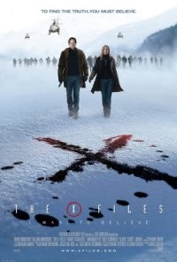 The X Files: I Want to Believe poster