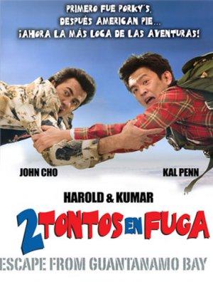 Harold & Kumar Escape from Guantanamo Bay 364x480