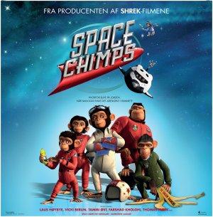 Space Chimps 4926x5000