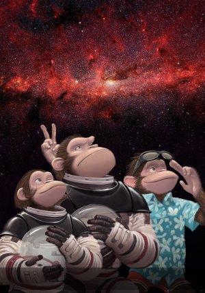 Space Chimps 3515x5000