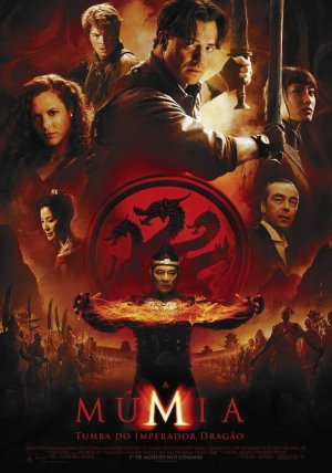 The Mummy: Tomb of the Dragon Emperor 753x1075