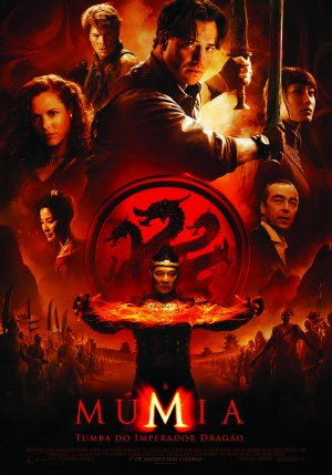 The Mummy: Tomb of the Dragon Emperor 1050x1500