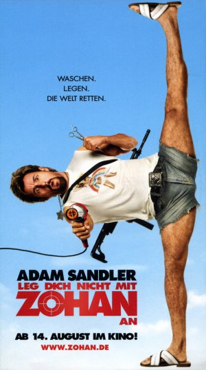 You Don't Mess with the Zohan 2780x4999