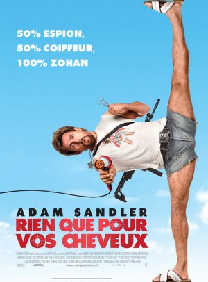 You Don't Mess with the Zohan 1309x1772