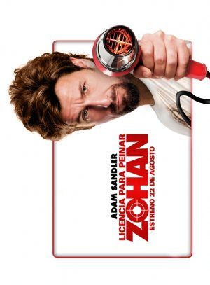 You Don't Mess with the Zohan 626x850