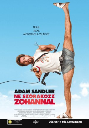 You Don't Mess with the Zohan 950x1354