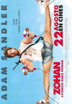 You Don't Mess with the Zohan 2445x3514