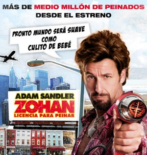 You Don't Mess with the Zohan 582x617