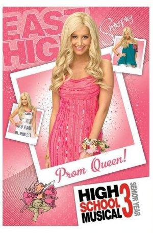 High School Musical 3: Senior Year 412x628