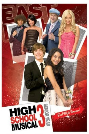 High School Musical 3: Senior Year 413x619