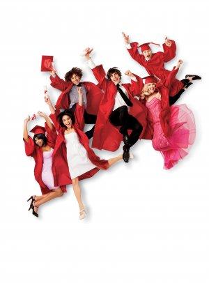 High School Musical 3: Senior Year 3693x5000