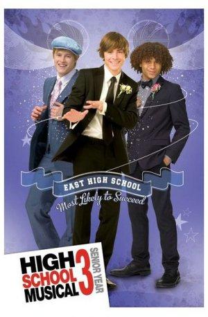 High School Musical 3: Senior Year 411x627
