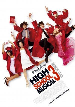High School Musical 3: Senior Year 3307x4724