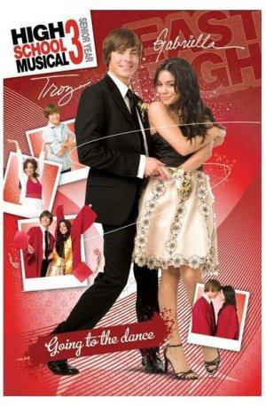 High School Musical 3: Senior Year 407x621