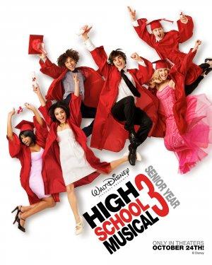High School Musical 3: Senior Year 2000x2500