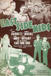 East Side Kids poster