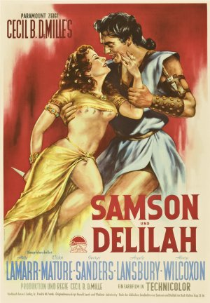 Samson and Delilah 2084x3000
