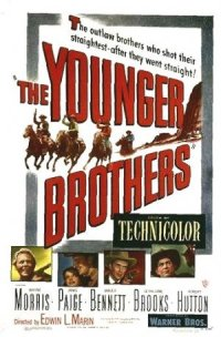 The Younger Brothers poster