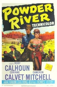 Powder River poster