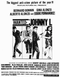 Wanted: Johnny L poster