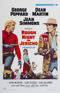 Rough Night in Jericho poster