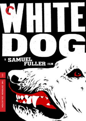 White Dog Cover