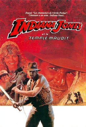 Indiana Jones and the Temple of Doom 409x600