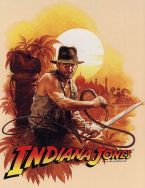 Indiana Jones and the Temple of Doom 459x595