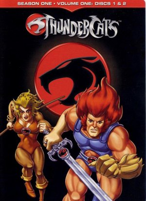 Thundercats Movie Actors on Us Dvd Cover For  Thundercats
