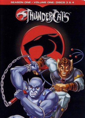 Thundercats Movie  on Thundercats  Dvd Cover