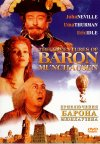 The Adventures of Baron Munchausen Cover