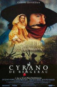 Cyrano von Bergerac poster