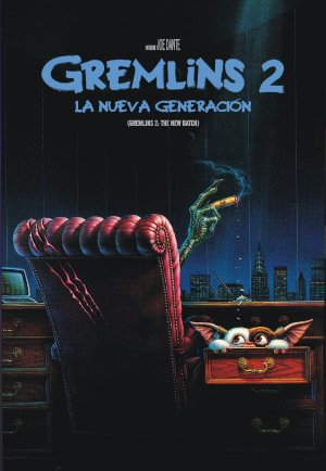 Gremlins 2: The New Batch 800x1156