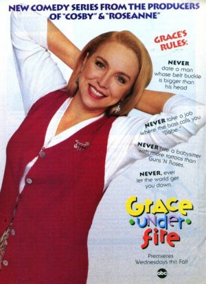 Grace Under Fire 544x750