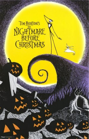 The Nightmare Before Christmas 598x924
