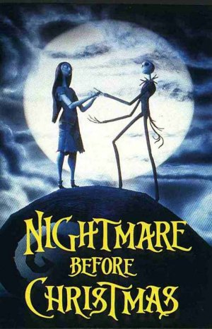 The Nightmare Before Christmas 515x800