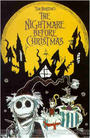 The Nightmare Before Christmas 524x800
