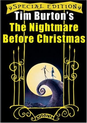 The Nightmare Before Christmas 354x500