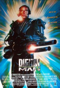 Digital Man poster