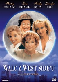 The West Side Waltz poster