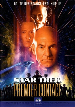 Star Trek: First Contact 1491x2120
