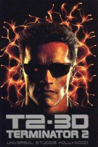 T2 3-D: Battle Across Time poster