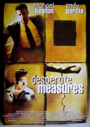 Desperate Measures - Jede Stunde zählt 600x844