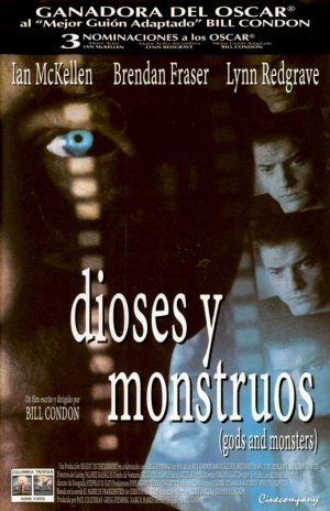 Gods and Monsters 517x800