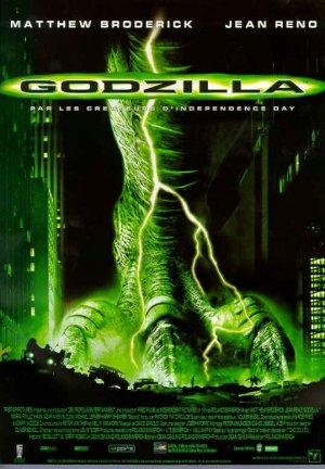 Godzilla 599x863