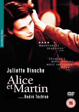 Alice et Martin Cover