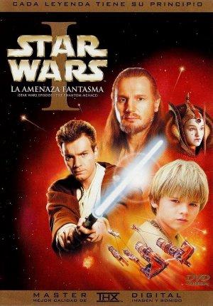 Star Wars: Episodio I - La amenaza fantasma 697x1000